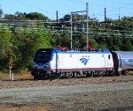 AMTK 612 on train #155